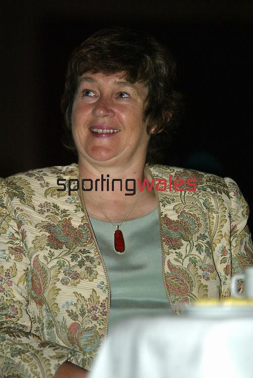 Lady Matthews.Pro-Am dinner.The Celtic Manor Resort Wales Open 2003..©Steve Pope.Sportingwales.com.07798 83 00 89