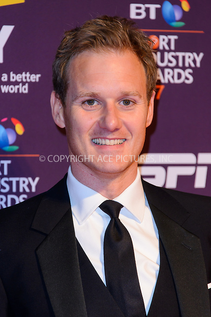 www.acepixs.com<br /> <br /> April 27 2017, London<br /> <br /> Dan Walker arriving at the BT Sport Industry Awards at Battersea Evolution on the 27th April 2017 at Battersea Evolution, London<br /> <br /> By Line: Famous/ACE Pictures<br /> <br /> <br /> ACE Pictures Inc<br /> Tel: 6467670430<br /> Email: info@acepixs.com<br /> www.acepixs.com