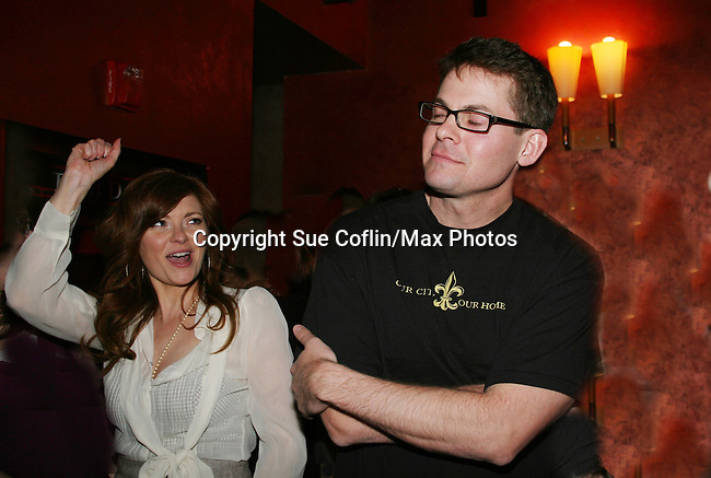 at Trent Dawson's 6th Annual Martinis With Henry on April 17, 2010 at Latitude, New York City, New York. (Photo by Sue Coflin/Max Photos)