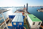 Damen Shiprepair &amp; Conversion has decades of experience in repair, conversion, maintenance, refit and harbour &amp; voyage projects, completing more than 1,500 jobs annually for all types of vessels and platforms.<br />  In addition, Damen Shipyards Group delivers up to 180 vessels each year. Dunkerque, France.<br /> The ship BRIGHT SPARK (IMO: 8821814, MMSI: 249137000) is a Offshore Installation/Maintenance/Repair registered in Malta.