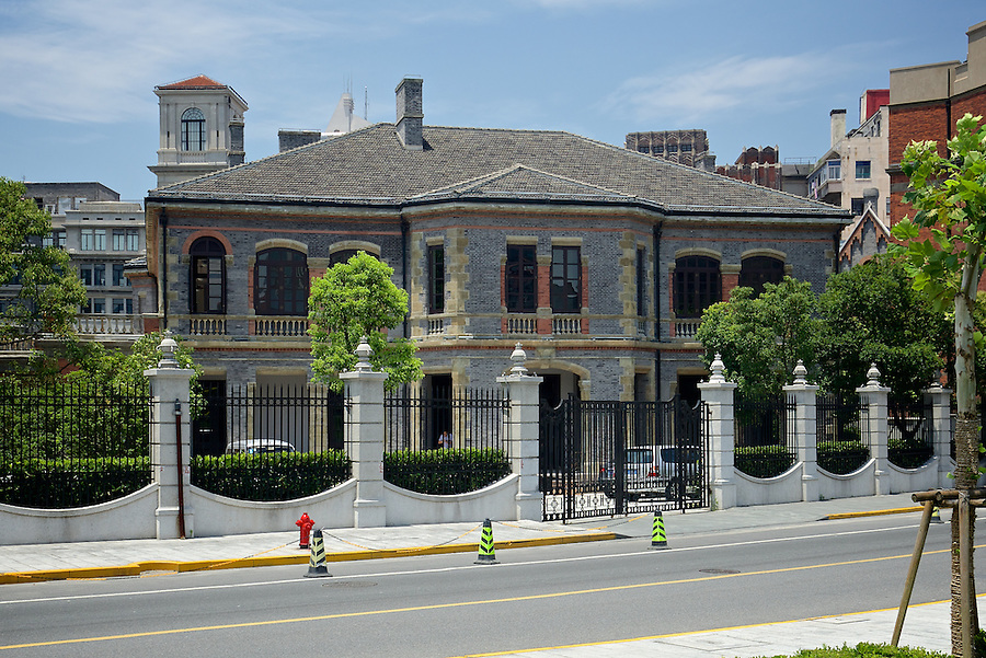 The Consul-General's Residence.  This Image Is From July 2012.