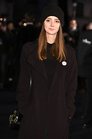 "LONDON, UK. March 08, 2019: Tanya Reynolds arriving for the premiere of ""The White Crow"" at the Curzon Mayfair, London.<br /> Picture: Steve Vas/Featureflash"