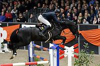 ZUIDBROEK - Paardensport, ICCH Zuidbroek, springen internationaal Grote Prijs , 05-01-2019,  Zoi Snels met I'm Special de Muze