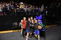 NBL - Cigna Saints v Manawatu Jets at TSB Bank Arena, Wellington, New Zealand on Sunday 30 June 2019. <br /> Photo by Masanori Udagawa. <br /> www.photowellington.photoshelter.com