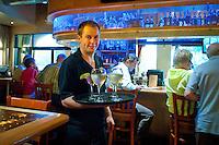 Noodles Italian Cafe & Sushi Bar, Naples, Florida, USA. Photo by Debi Pittman Wilkey