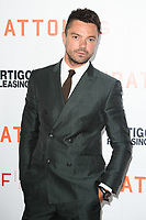 "Dominic Cooper<br /> at the ""Stratton"" premiere, Vue West End, Leicester Square London. <br /> <br /> <br /> ©Ash Knotek  D3300  29/08/2017"