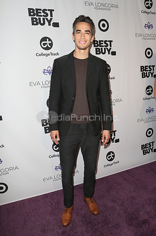 LOS ANGELES, CA - NOVEMBER 8: Jose Moreno Brooks, at the Eva Longoria Foundation Dinner Gala honoring Zoe Saldana and Gina Rodriguez at The Four Seasons Beverly Hills in Los Angeles, California on November 8, 2018. Credit: Faye Sadou/MediaPunch