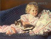 CHILDREN, KINDER, NIÑOS, paintings+++++,USLGSK0031,#K#, EVERYDAY ,Sandra Kock, victorian