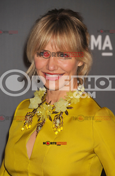 LOS ANGELES, CA - OCTOBER 27: Cameron Diaz arrives at LACMA Art + Film Gala at LACMA on October 27, 2012 in Los Angeles, California.PAP1012JP295.PAP1012JP295. /NortePhoto .<br />
