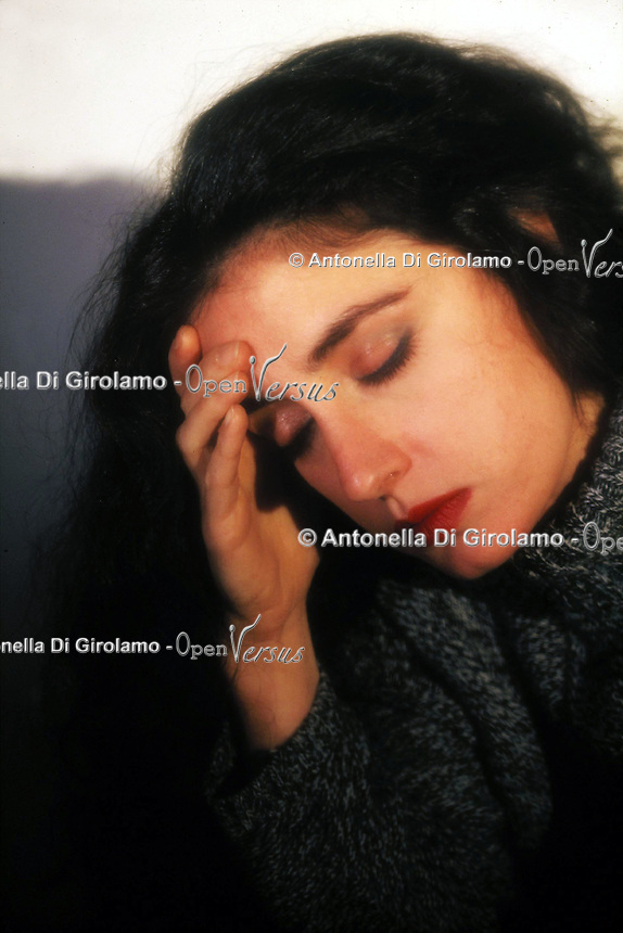 Ritratti di donne. Portraits of women....