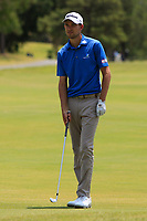 Zach Murray (AUS) on the 9th fairway during Round 3 of the Australian PGA Championship at  RACV Royal Pines Resort, Gold Coast, Queensland, Australia. 21/12/2019.<br /> Picture Thos Caffrey / Golffile.ie<br /> <br /> All photo usage must carry mandatory copyright credit (© Golffile | Thos Caffrey)