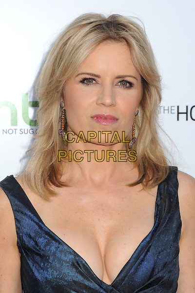 "Kim Dickens.""At Any Price"" Los Angeles Premiere held at The Egyptian Theatre, Hollywood, California, USA..April 16th, 2013.headshot portrait blue sleeveless cleavage .CAP/ADM/BP.©Byron Purvis/AdMedia/Capital Pictures"