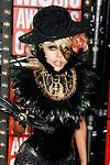 New York, New York  - September 13: Lady GaGa arrives at the 2009 MTV Video Music Awards at Radio City Music Hall on September 13, 2009 in New York, New York.