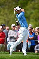 Danny Lee (NZL) watches his tee shot on 6 during round 4 of the 2019 PGA Championship, Bethpage Black Golf Course, New York, New York,  USA. 5/19/2019.<br /> Picture: Golffile | Ken Murray<br /> <br /> <br /> All photo usage must carry mandatory copyright credit (© Golffile | Ken Murray)
