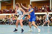 HAREN - Basketbal, Martini Sparks - Den Helder, Basketbal League vrouwen, seizoen 2018-2019, 08-11-2018,  Martini Sparks speelster Melissa 't Jong