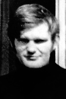 James Wray, 22 years, Drumcliffe Avenue, Londonderry, N Ireland - shot dead on Bloody Sunday, 30th January 1972. 197201300069JW.<br />