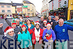 Killorglin Traders and locals getting into the Christmas spirit ahead of Santa arriving on the 8th of December.