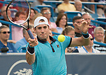 John Isner (USA) defeated Tommy Paul (USA) 6-3, 6-3