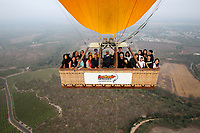 201710 October Hot Air Balloon Cairns