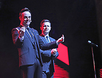 11/03/2020 - Anthony Ant McPartlin and Declan Dec Donnelly at The Princes Trust Awards 2020 At The London Palladium. Photo Credit: ALPR/AdMedia
