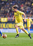 Jaume Vicent Costa Jordá of Villarreal CF in action during their La Liga match between Villarreal and FC Barcelona at the Estadio de la Cerámica on 08 January 2017 in Villarreal, Spain. Photo by Maria Jose Segovia Carmona / Power Sport Images