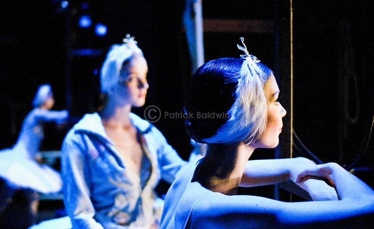 English National Ballet. Swan Lake