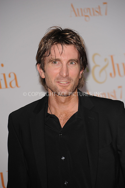 WWW.ACEPIXS.COM . . . . . ....July 30 2009, New York City....Actor Sharlto Copley arriving at the 'Julie & Julia' premiere at the Ziegfeld Theatre on July 30, 2009 in New York City. ....Please byline: KRISTIN CALLAHAN - ACEPIXS.COM.. . . . . . ..Ace Pictures, Inc:  ..tel: (212) 243 8787 or (646) 769 0430..e-mail: info@acepixs.com..web: http://www.acepixs.com