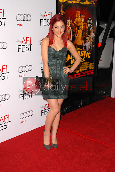 Ariana Grande<br />