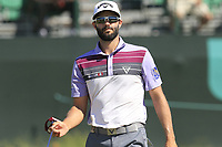 Adam HAdwin (CAN) on the 16th green during Thursday's Round 1 of the 118th U.S. Open Championship 2018, held at Shinnecock Hills Club, Southampton, New Jersey, USA. 14th June 2018.<br /> Picture: Eoin Clarke | Golffile<br /> <br /> <br /> All photos usage must carry mandatory copyright credit (&copy; Golffile | Eoin Clarke)