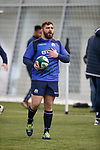 Scotland rugby training 5.3.2018<br /> Jamie Bhatti