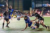 Widnes v Warrington - 16 Feb 2017