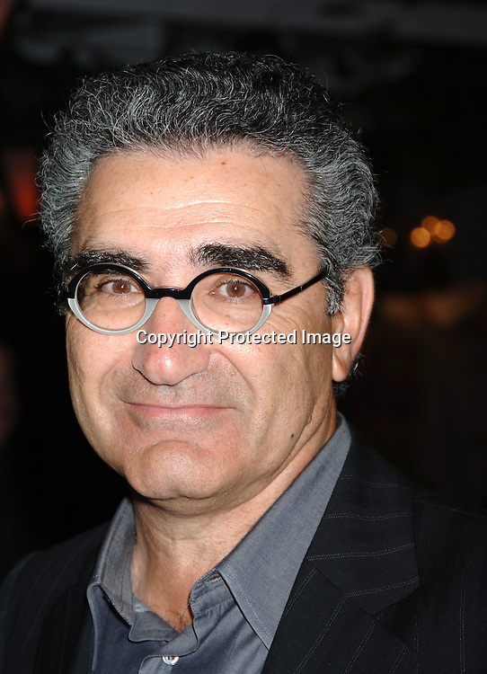 "Eugene Levy..arriving for the Broadway Opening Night Party  of ""Martin Short: Fame Becomes Me"" on August 17, 2006 at The Tavern on The Green.  ..Robin Platzer. Twin Images"