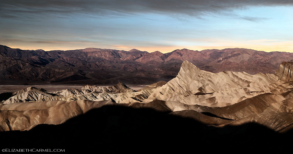 Death Valley Sunrise