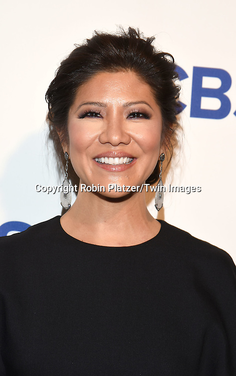 Julie Chen attend the CBS Upfront 2016-2017 on May 18, 2016 at the Oak Room at the Plaza Hotel in New Yorik, New York, USA.<br /> <br /> photo by Robin Platzer/Twin Images<br />  <br /> phone number 212-935-0770
