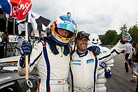 GS Race Winners, #46 Team TGM Mercedes-AMG, GS: Owen Trinkler, Hugh Plumb