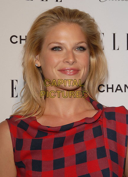 ALI LARTER.Attends The Elle Magazine 14th Annual Women in Film held at The Four Seasons Hotel in Westwood, California, USA, October 15 2007..portrait headshot.CAP/DVS.©Debbie VanStory/Capital Pictures