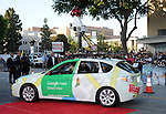 "Google Street View Car at the World Premiere of ""The Internship"" held at the Regency Village in Westwood on May 29, 2013"