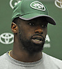 Marcus Maye #26 speaks with the media after a day of New York Jets Training Camp at the Atlantic Health Jets Training Center in Florham Park, NJ on Monday, Aug. 7, 2017.