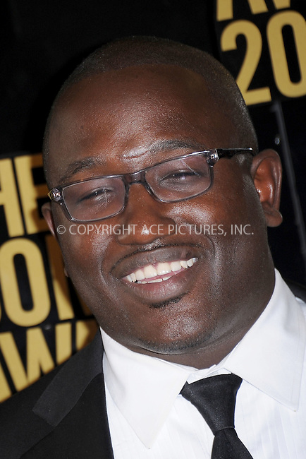 WWW.ACEPIXS.COM . . . . . .April 28, 2012...New York City....Hannibal Buress arriving to attend The Comedy Awards 2012 at Hammerstein Ballroom on April 28, 2012  in New York City ....Please byline: KRISTIN CALLAHAN - ACEPIXS.COM.. . . . . . ..Ace Pictures, Inc: ..tel: (212) 243 8787 or (646) 769 0430..e-mail: info@acepixs.com..web: http://www.acepixs.com .
