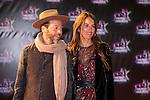 Christophe Mae et sa femme Nadege Sarron