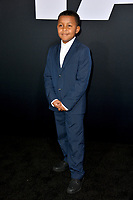 LOS ANGELES, CA. October 17, 2018: Jibrail Nantambu at the premiere for &quot;Halloween&quot; at the TCL Chinese Theatre.<br /> Picture: Paul Smith/Featureflash