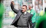 29.04.18 Celtic v Rangers: Brendan Rodgers