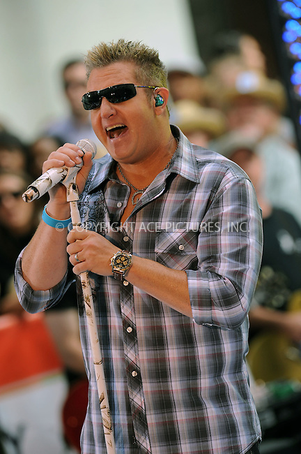 WWW.ACEPIXS.COM . . . . . ....June 11 2010, New York City....Gary Levox of Rascal Flatts performing on NBC's 'Today' show in the Rockefeller Center on June 11, 2010 in New York City.....Please byline: KRISTIN CALLAHAN - ACEPIXS.COM.. . . . . . ..Ace Pictures, Inc:  ..(212) 243-8787 or (646) 679 0430..e-mail: picturedesk@acepixs.com..web: http://www.acepixs.com