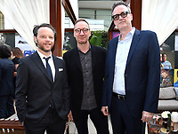 LOS ANGELES, CA - SEPTEMBER 16: (L-R) Noah Hawley, David Thewlis and John Cameron attend the FX Networks and Vanity Fair 2017 Primetime Emmy Nominee Celebration at Craft LA on September 16, 2017 in Los Angeles, California. (Photo by Frank Micelotta/FX/PictureGroup)