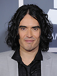 Russell Brand attends The 53rd Annual GRAMMY Awards held at The Staples Center in Los Angeles, California on February 13,2011                                                                               © 2010 DVS / Hollywood Press Agency