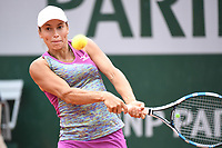 Yulia Putintseva (Russia) during Day 10 for the French Open 2018 on June 5, 2018 in Paris, France. (Photo by Anthony Dibon/Icon Sport)