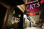 "'CATS"" - Theatre Marquee"