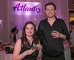 Lizzie Riek and Ryan Hub during the Nevada Diabetes Associations 4th Annual Winter Wonderland on Thursday, Feb. 27, 2020 at Atlantis Resort Casino Spa in Reno.