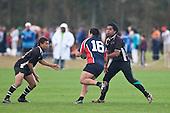 Rosehill College vs Wesley College. Counties Manukau High School finals held at Bruce Pulman Park Papakura on Saturday 22nd of August 2009.