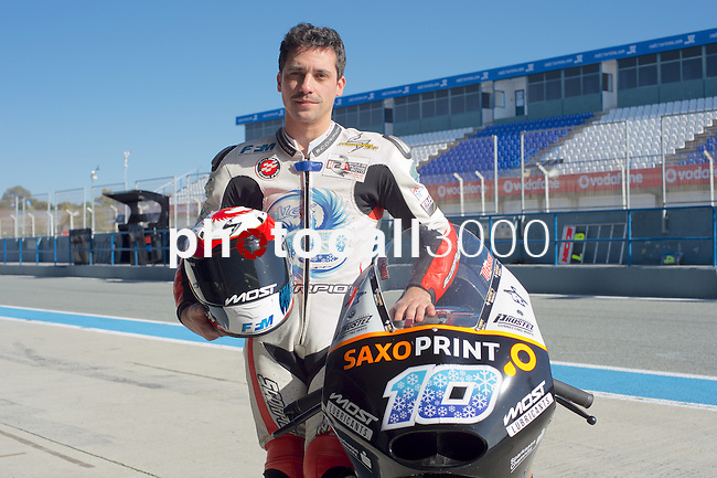 Jerez Moto2 & Moto3 during the winter reason <br /> <br /> PHOTOCALL3000